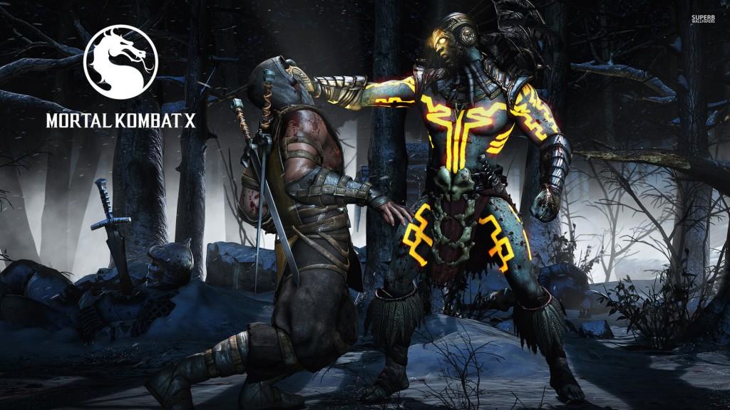 Aide Mortal Kombat X