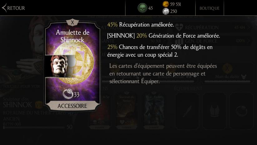 L'amulette de Shinnok fusion X (10)