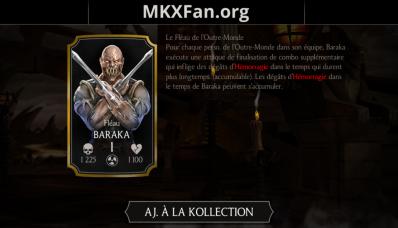 Baraka Fléau