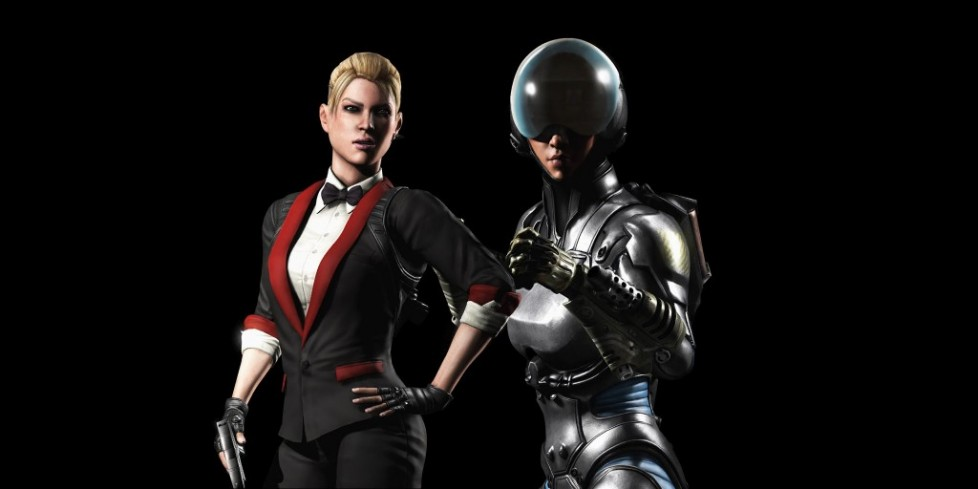 Personnages inter-plateforme Cassie Costume et Cyber Jaqui