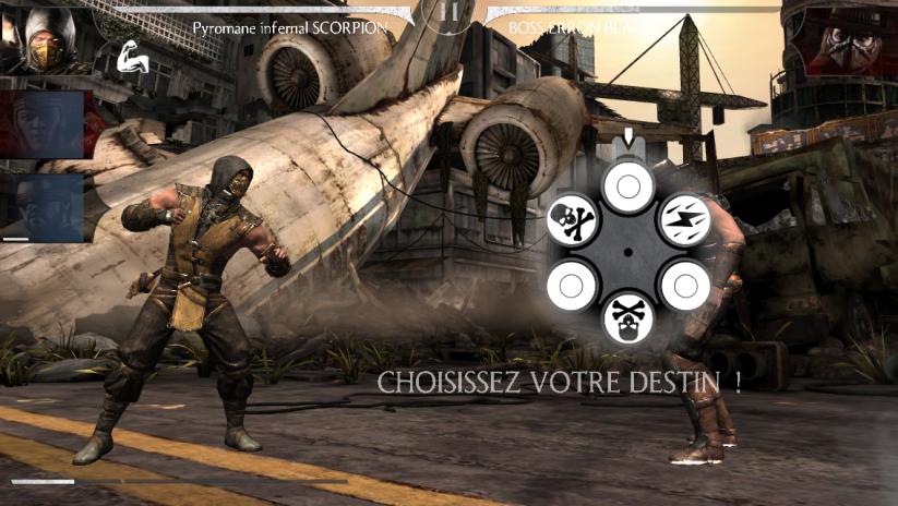 Défi Erron Black Pistolero : choisissez votre destin !