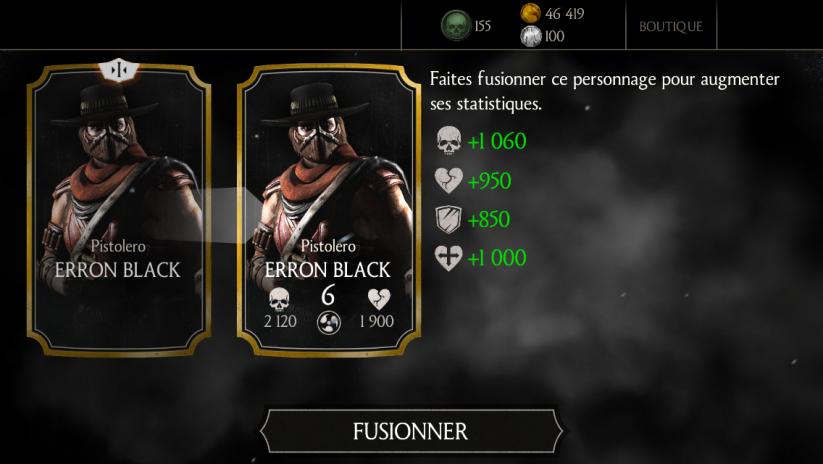 Erron Black Pistolero fusion 1
