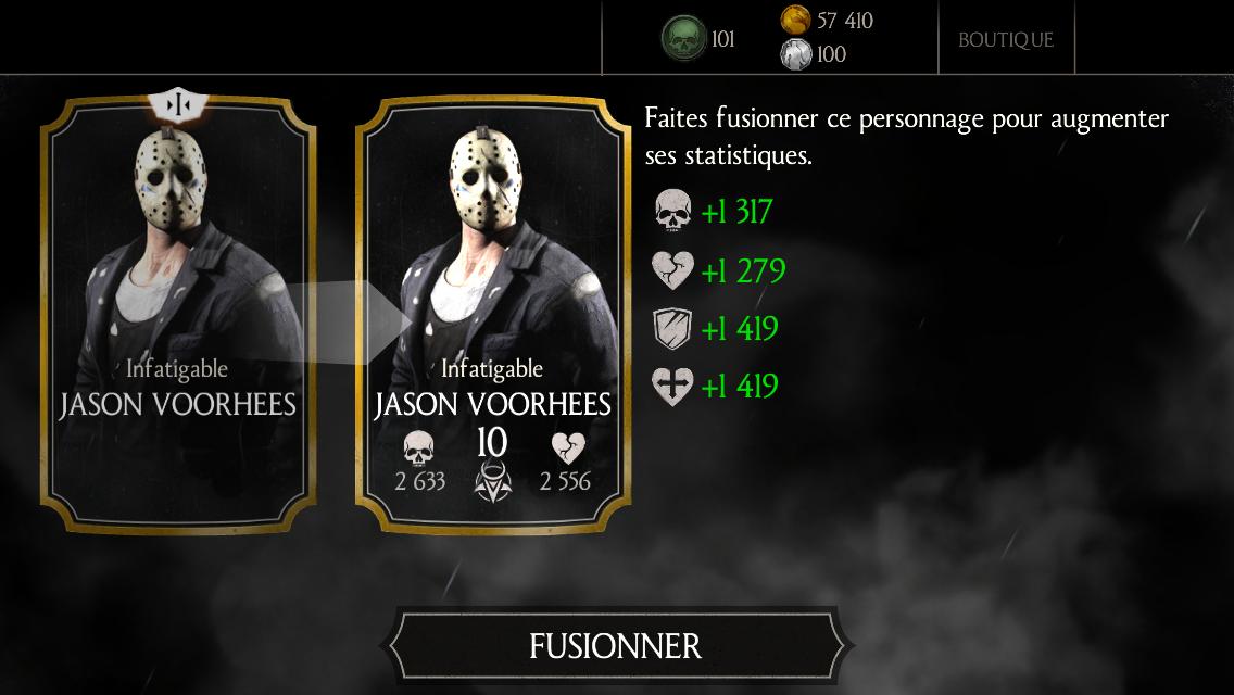 Jason Voorhees Infatigable fusion 1