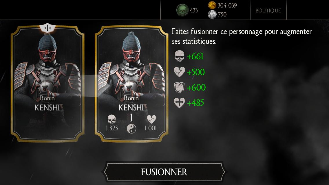 Kenshi Ronin fusion 1