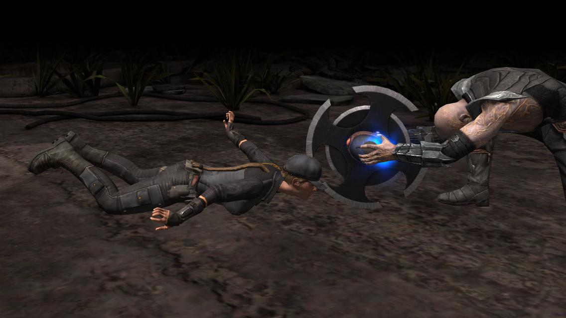 Kung Lao Revenant mode Normal : kombat contre le boss Kung Lao