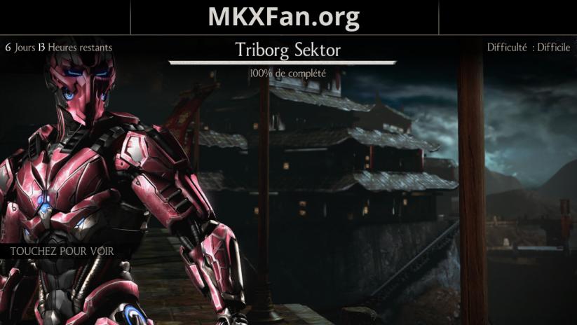 Défi Triborg Sektor (LK-9T9)