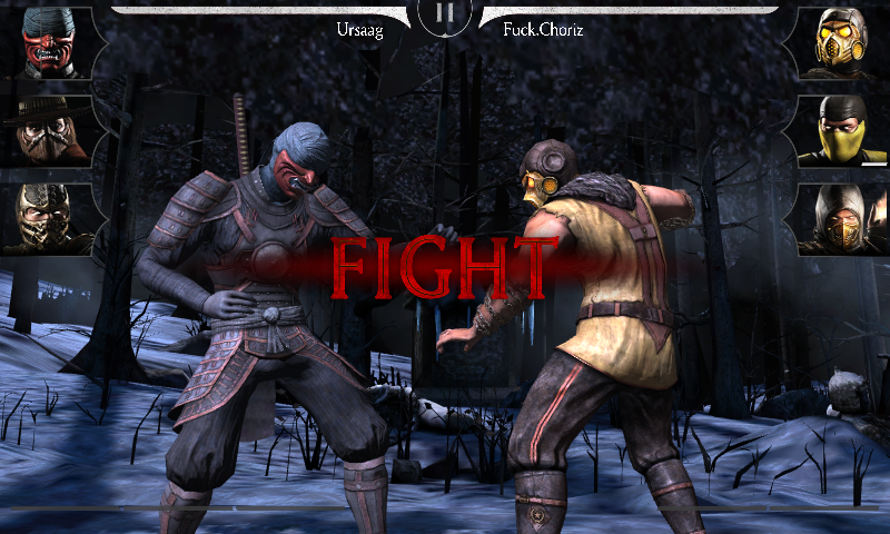 Fuck.Choriz : cheater Mortal Kombat X