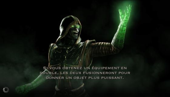 Fusion d'équipement : Ermac