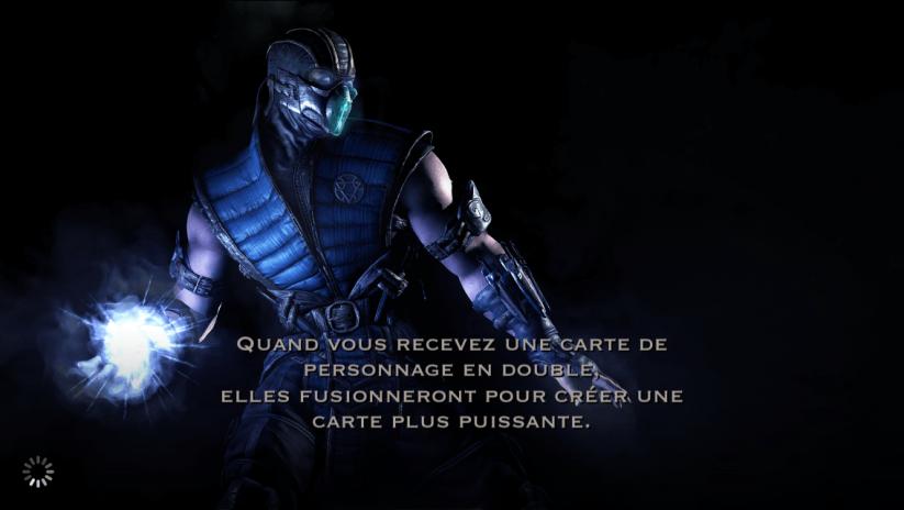Fusion de personnage : Sub-Zero
