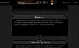 Glossaire : Résistance