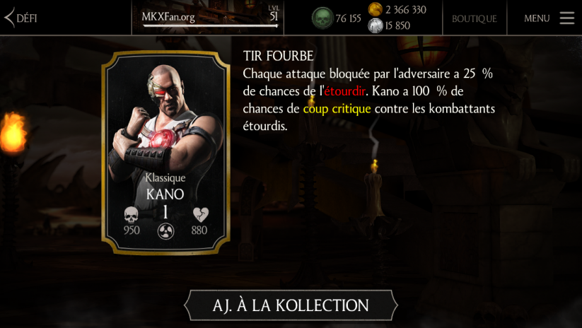 Kano Klassique