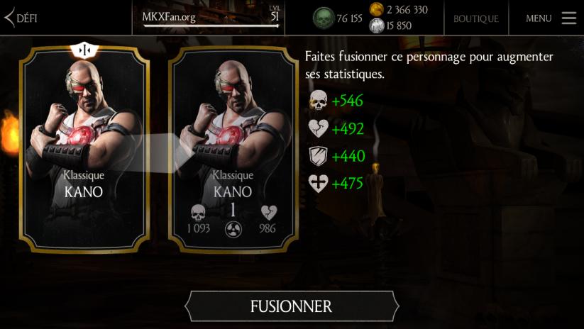 Kano Klassique fusion 1