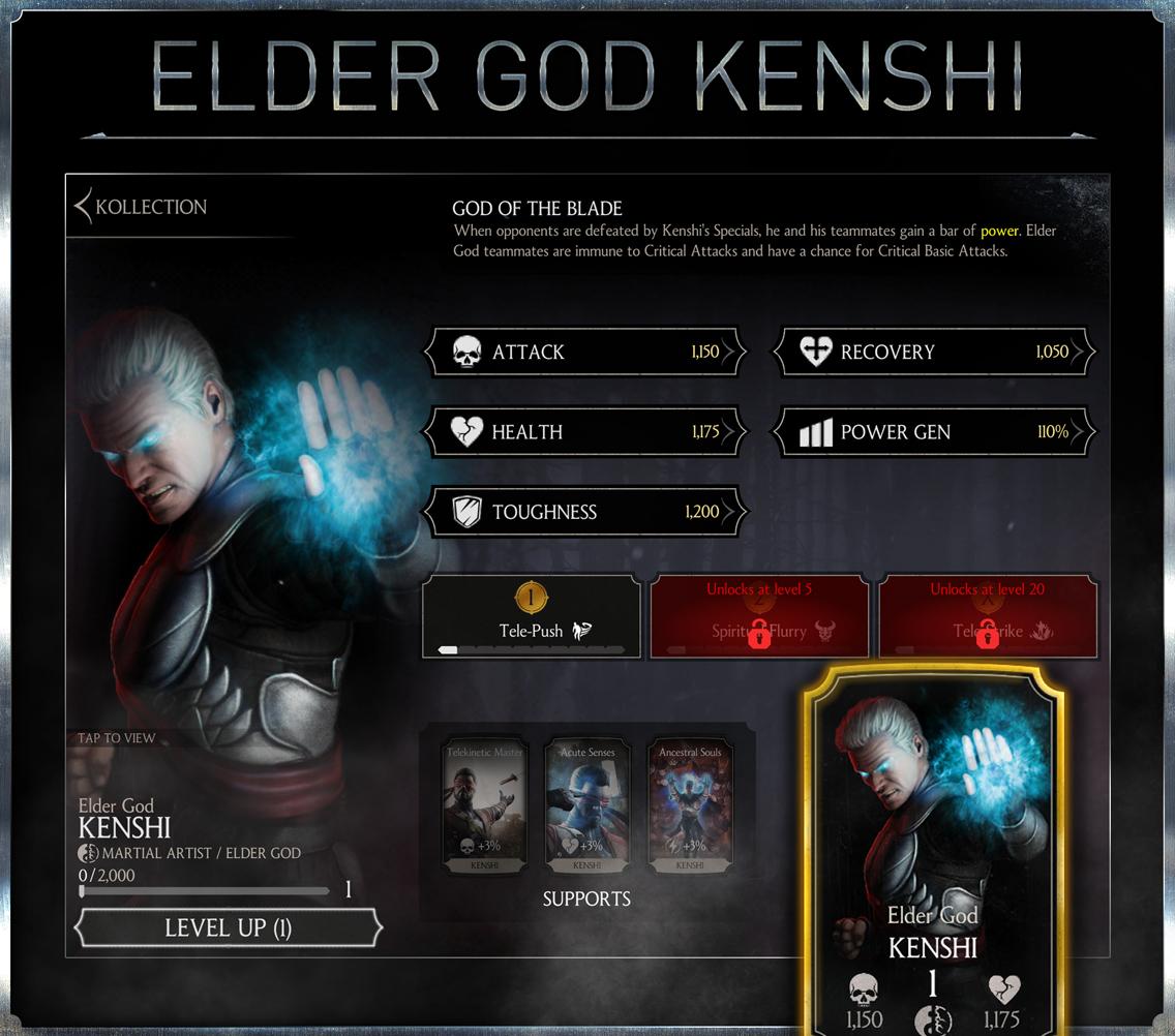 Kenshi Dieu ancien (anglais)