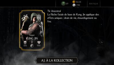 Kung Jin Sniper