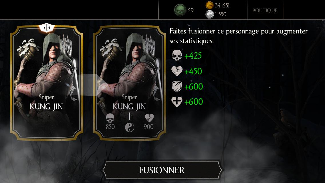 Kung Jin Sniper fusion 1
