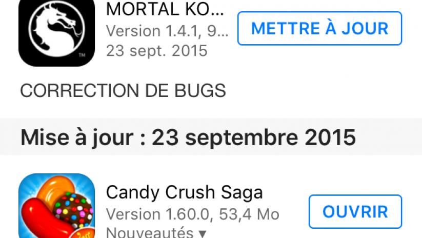 Mise à jour 1.4.1 : correction de bugs