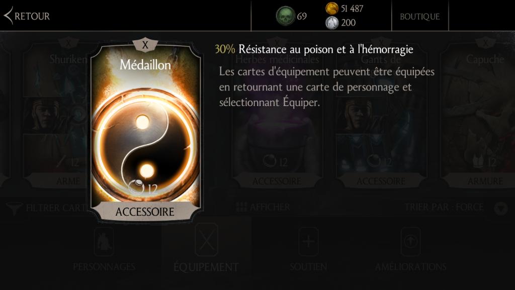 Médaillon : fusion X (10)