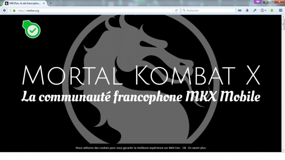 MKXFan.org passe au HTTPS