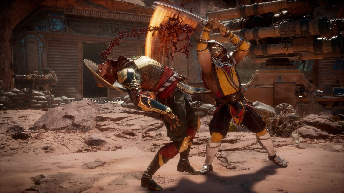 Image de Mortal Kombat 11 : 1