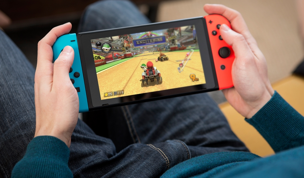 News autour de la console Nintendo Switch