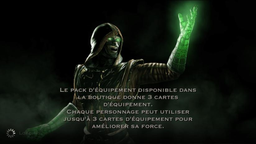 Pack d'équipement : Ermac