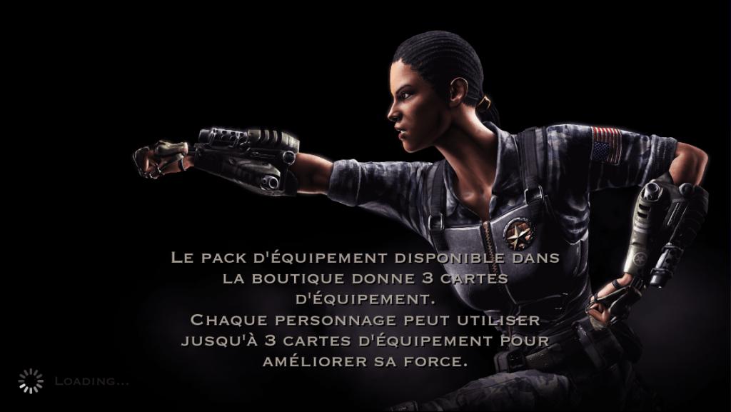 Pack d'équipement : Jacqui Briggs
