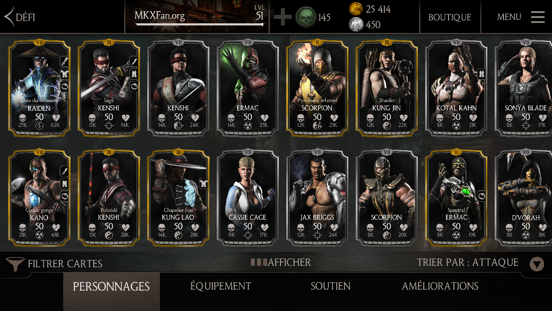 Kollection MKXFan
