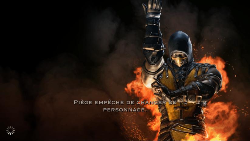 Piège : Scorpion