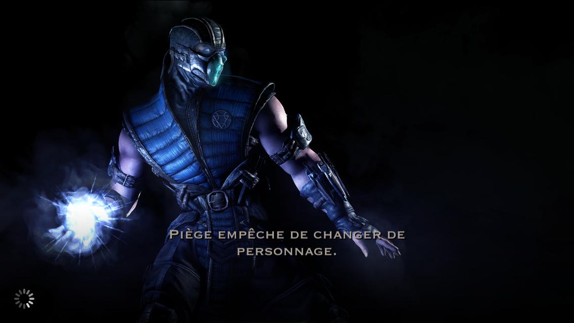 Piège : Sub-Zero